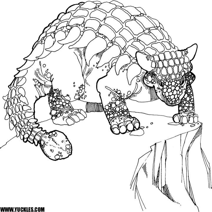 allosaurus coloring page ankylosaurus coloring page - Dinosaur Coloring Pages With Names