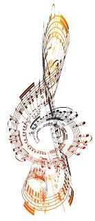 Awesome pic of a treble clef