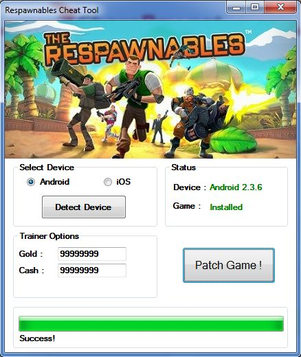 Respawnables Hack Tool + Cheats