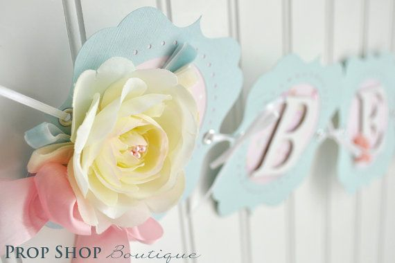 Vintage style banners