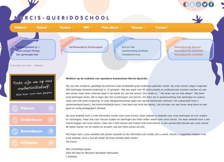 Onderwijs - www.narcisquerido.nl