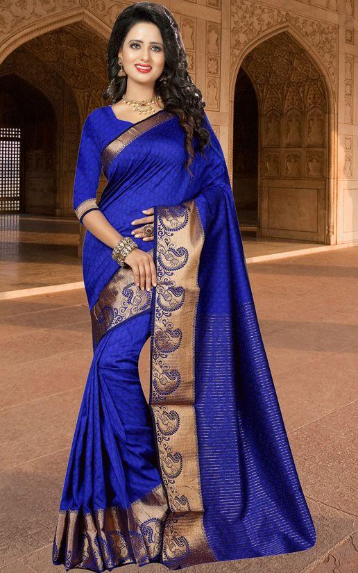 Alluring Navy Blue Saree https://www.ethanica.com/products/alluring-navy-blue-saree-1