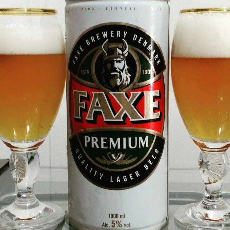 Faxe #beer#bier #lager