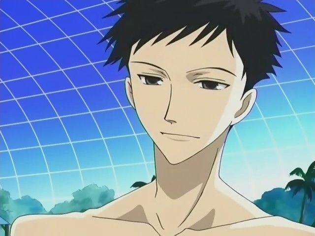"High School Host Club Mori | Takashi ""Mori"" Morinozuka – Ouran High School Host Club Wiki"