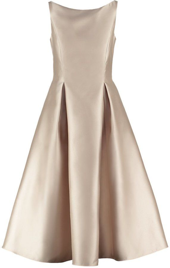 Adrianna Papell Cocktail dress / Party dress champagne