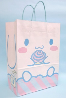 This's wayyyy tooooo CUTE!!!!!! Available at Sanrio Store in Japan, Oct 1st onward. Free with purchase. :)
