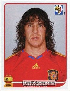 Carles Puyol (España)