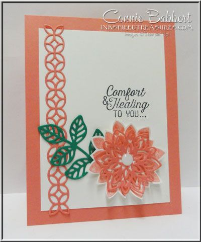 CCMC Saturday Blog Hop – Flirty Flamingo