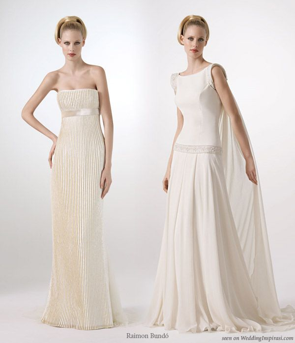 96 Best Grecian Wedding Dresses And Gowns Images On