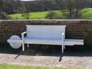 funny websiteShades, Ideas, Stuff, Movable Benches, Innovation Products, Gardens Chairs, Rivers, Sun, Gardens Benches