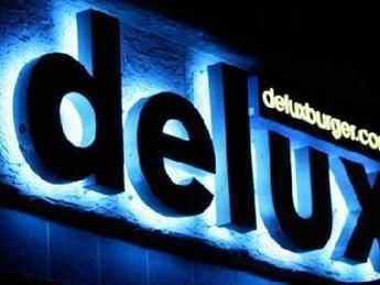 Delux...good burgers, restaurant a tad too small..
