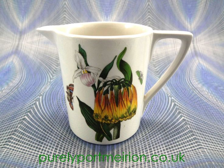 17 best images about portmeirion jugs on pinterest for Portmeirion botanic garden designs