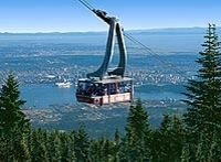 Grouse Mountain Sunset Tour #vancouver #bc