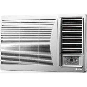 Sustituye tu antiguo aire acondicionado de ventana por el nuevo Airwell AWWR-WFD012-C11 3182 Fg #FelizFinde
