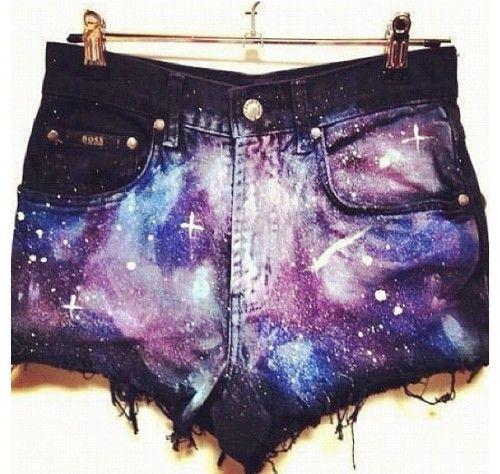 Customized High Waisted Shorts