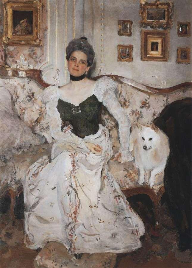 Portret Countess Yusupova