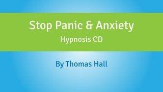 Stop Panic & Anxiety - Thomas Hall