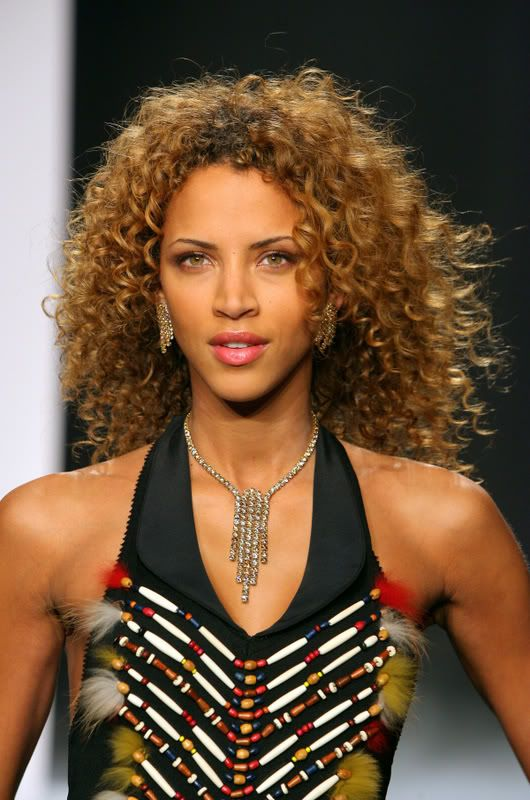 Noemie Lenoir Naomi Lenoir Black To Blonde Hair Noemie