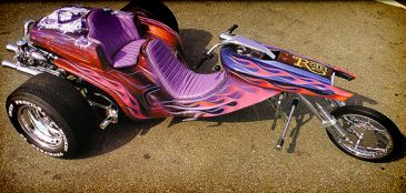 Ed Roth Custom Cars: American Beetle (2)