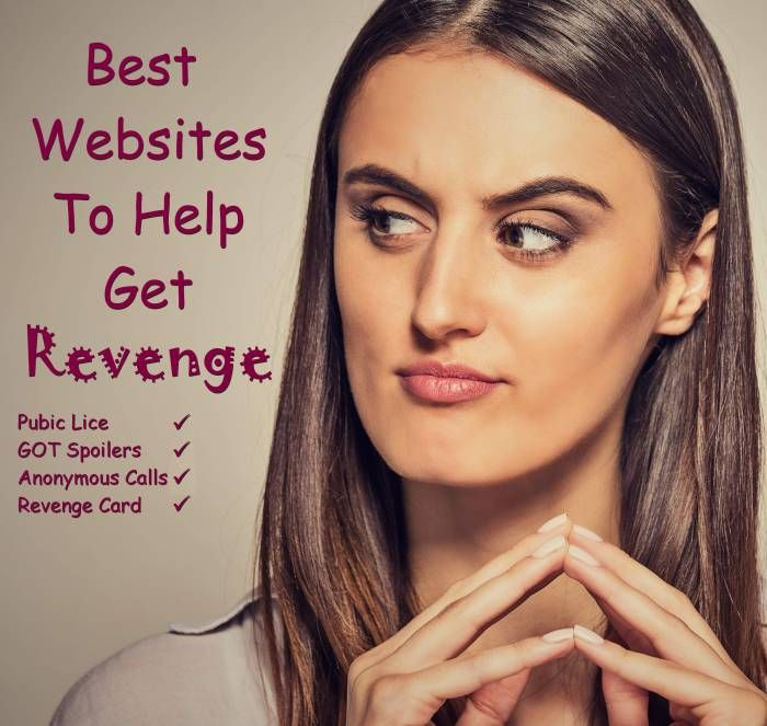 Best Websites for Revenge #Revenge #Websites