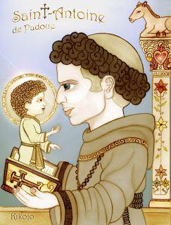 Bruxas do Amor: Responso de Santo Antonio para desamarrar a vida e limpar os caminhos