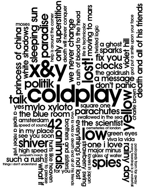 Coldplay Tour Concerts Charlotte