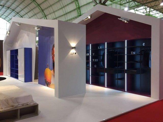 Decoració Alado Espacios profesionales | STAND MUEBLES JJP | Projectes de reforma i interiorisme interior i exterior