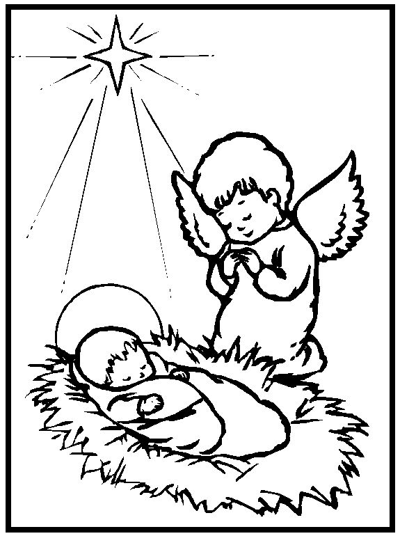 baby angel coloring pages - 50 best christmas angels images on pinterest christmas