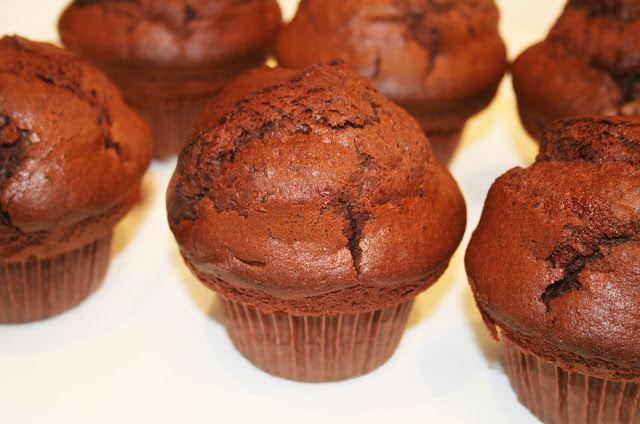 La Cuisine de Bernard: Les Muffins Atomiques au Chocolat