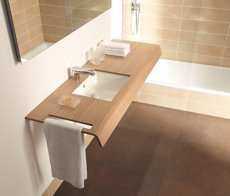 Plan de toilette ONTO - La salle de bains Cedeo