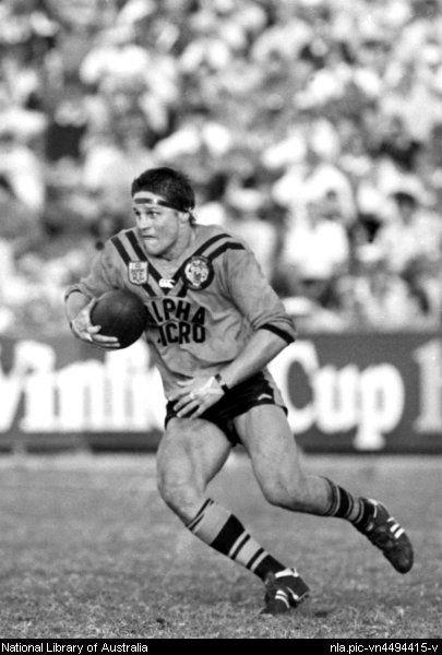 Wayne Pearce