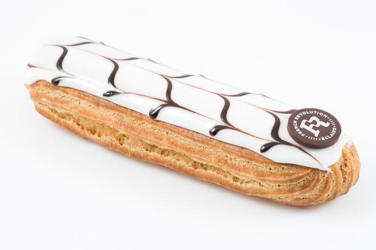MILLE-FEUILLE VANILLE BOURBON -  ecler cu vanilie #frenchrevolutioneclairs