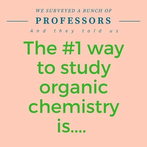 best organic chem images chemistry help organic find out the answer by watching our video the results of our prof survey at