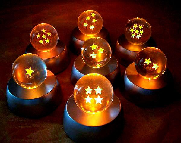 Dragon Ball spheres