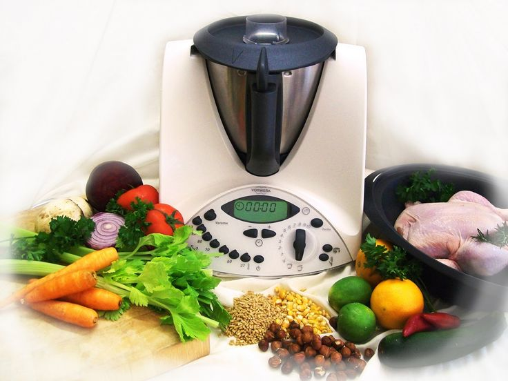 Converting Recipes for the Thermomix