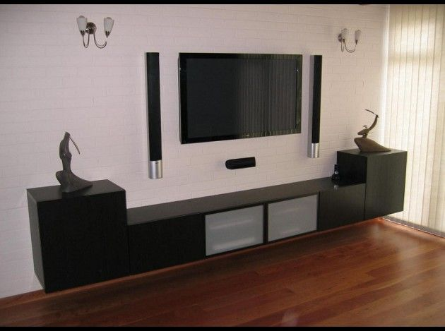 ikea besta banc tv besta ikea r alisations clients s rie 1 workroom and storage. Black Bedroom Furniture Sets. Home Design Ideas