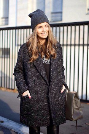 Модные куртки-пальто – 2017