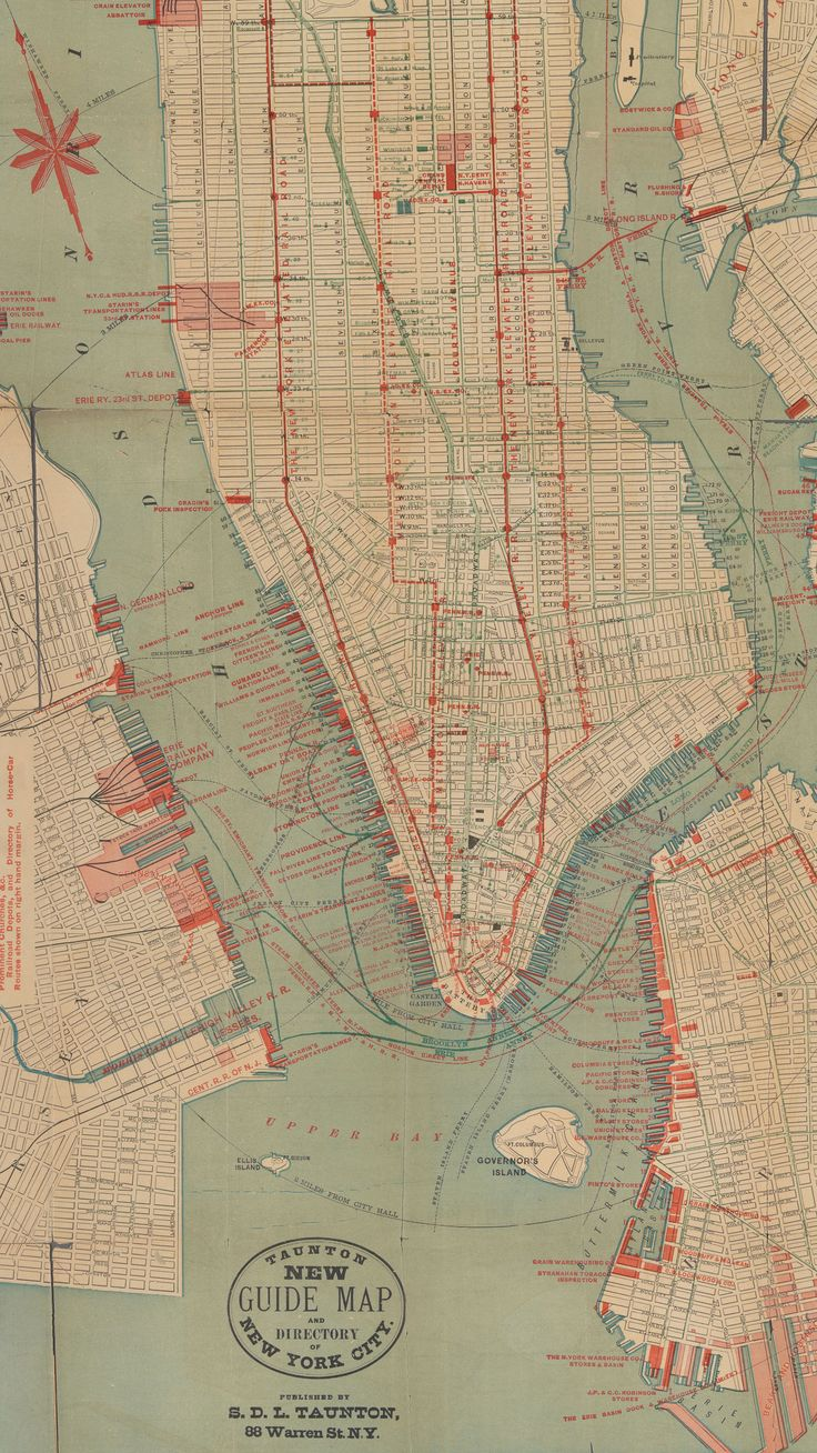Fascinating Old Maps of Both Real and