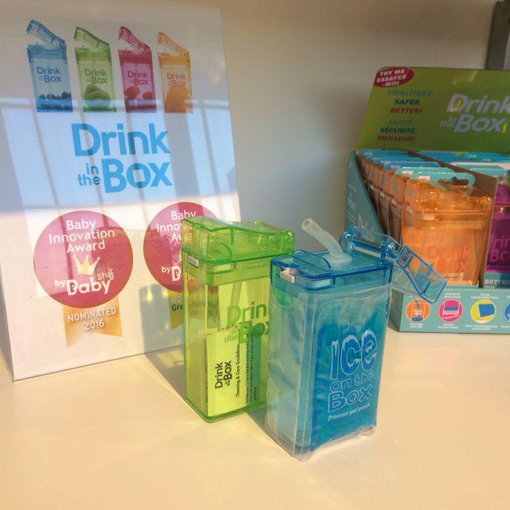 Kleine fabriek 2016  Drink in the box