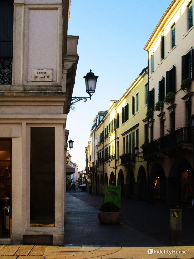 """Il nome di questo """"angolo"""" di Padova è legato ad una leggenda."""