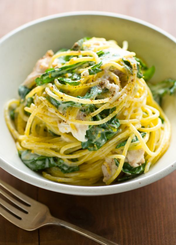 meyer lemon pasta