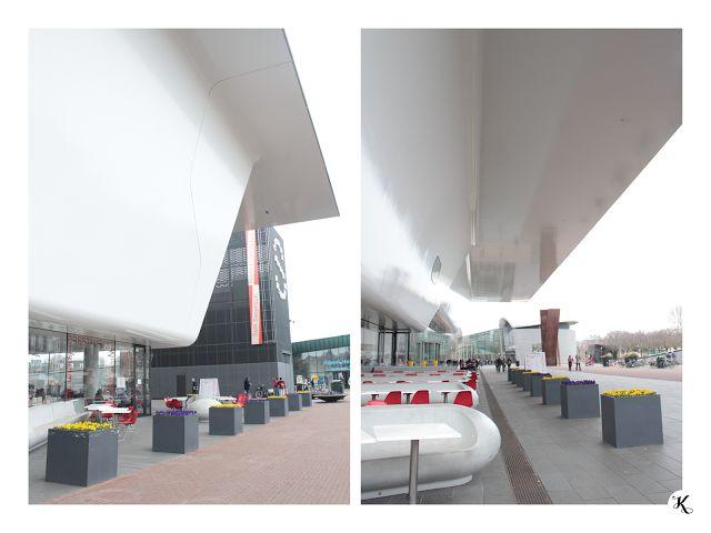 Knihařka - Stedelijk museum - outside view