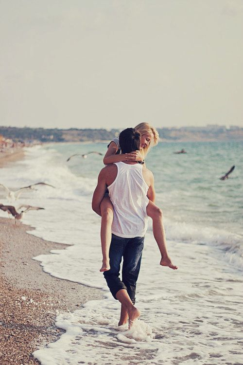 Someday, I will find out that guy, who pick me and we will walk along the beach..