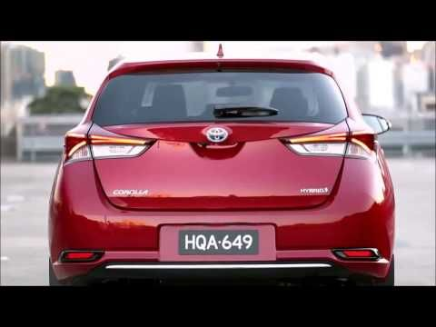 2017 Toyota Corolla Hybrid Review - Interior Exterior And Drive
