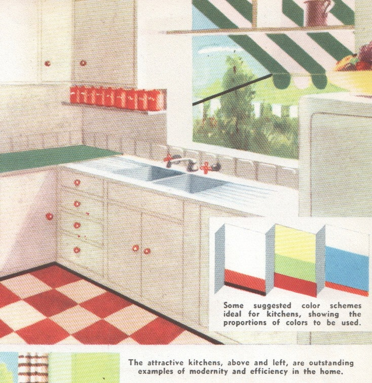 349 best 1950s kitchen & dining images on pinterest | 1950s