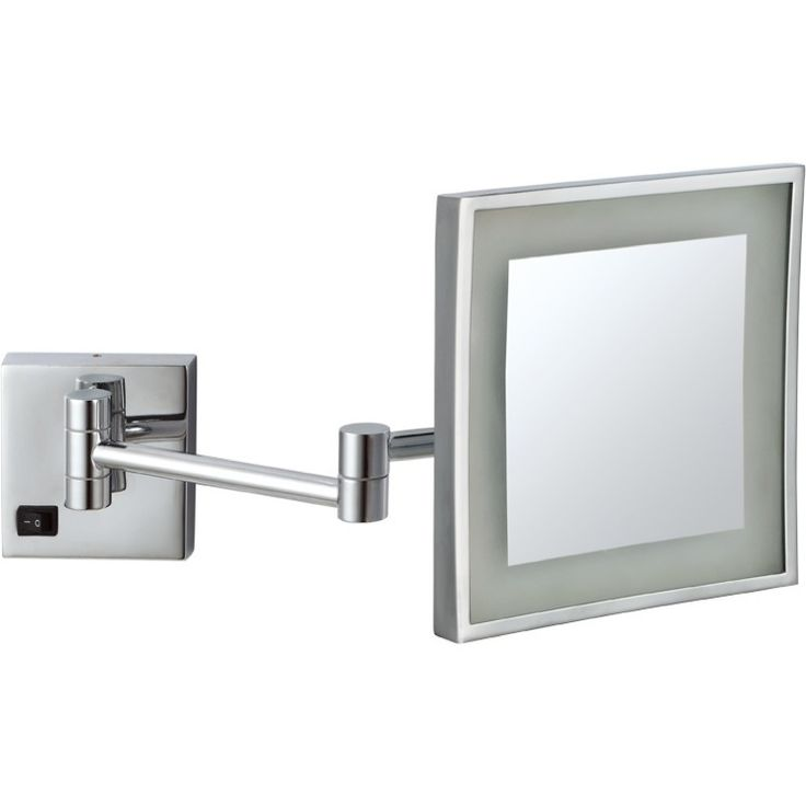 Wall Mounted Magnifying Mirror 15x 8 best make-up mirror wall mounted battery images on pinterest