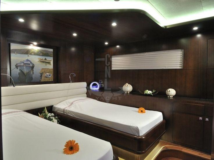 CASA DELL'ARTE II | CNL Yacht