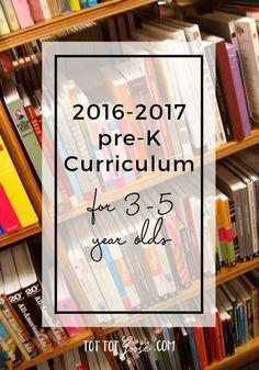 Preschool Curriculum, Pre-Kindergarten, Activities for 3 Year Olds, Activities…