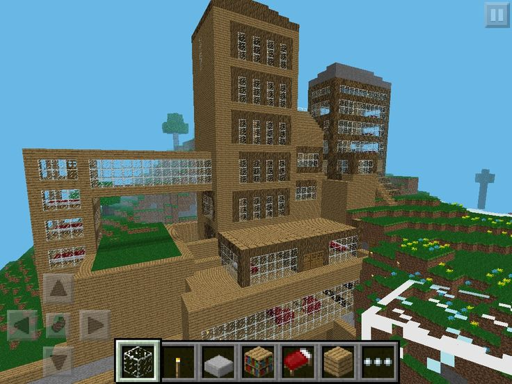 Minecraft house blueprints peepic building designs for Minecraft home designs