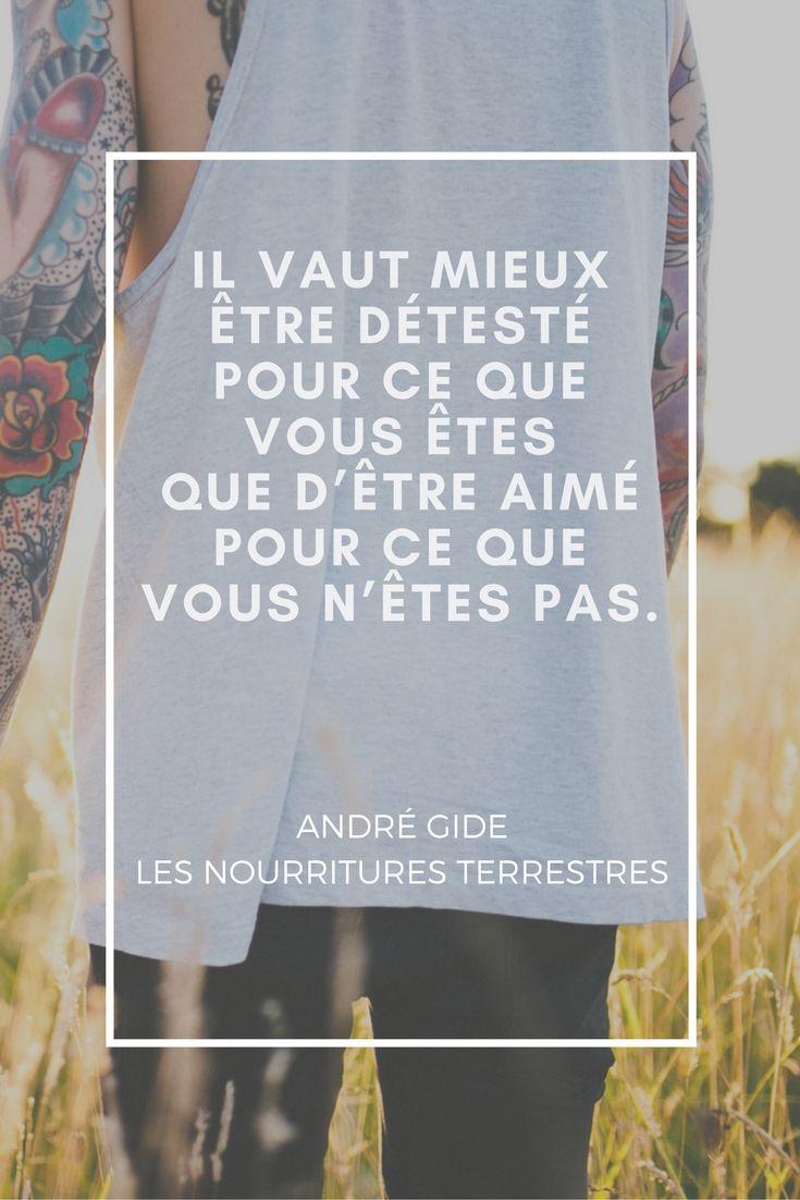 LIVRE : André Gide - Les nourritures terrestres
